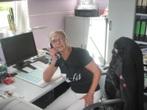 Karin - Büro im Sport- und Rehazentrum von René Jaspert in Winsen Aller